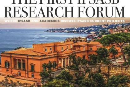 The first IPSASB reserch forum / Napoli - 17 settembre 2019