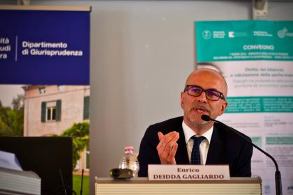 """Intervista ad Enrico Deidda Gagliardo: """"Smartworking? Nell'Università di Ferrara già da anni è realtà"""""""